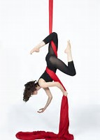 Aerial Silks & Lyra Class with Mali (Kids - all levels)